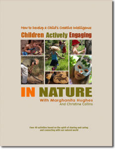 Ebook with 40 nature crafts
