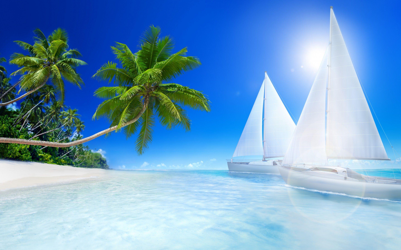 3d widescreen high resolution beach high quality wallpaper