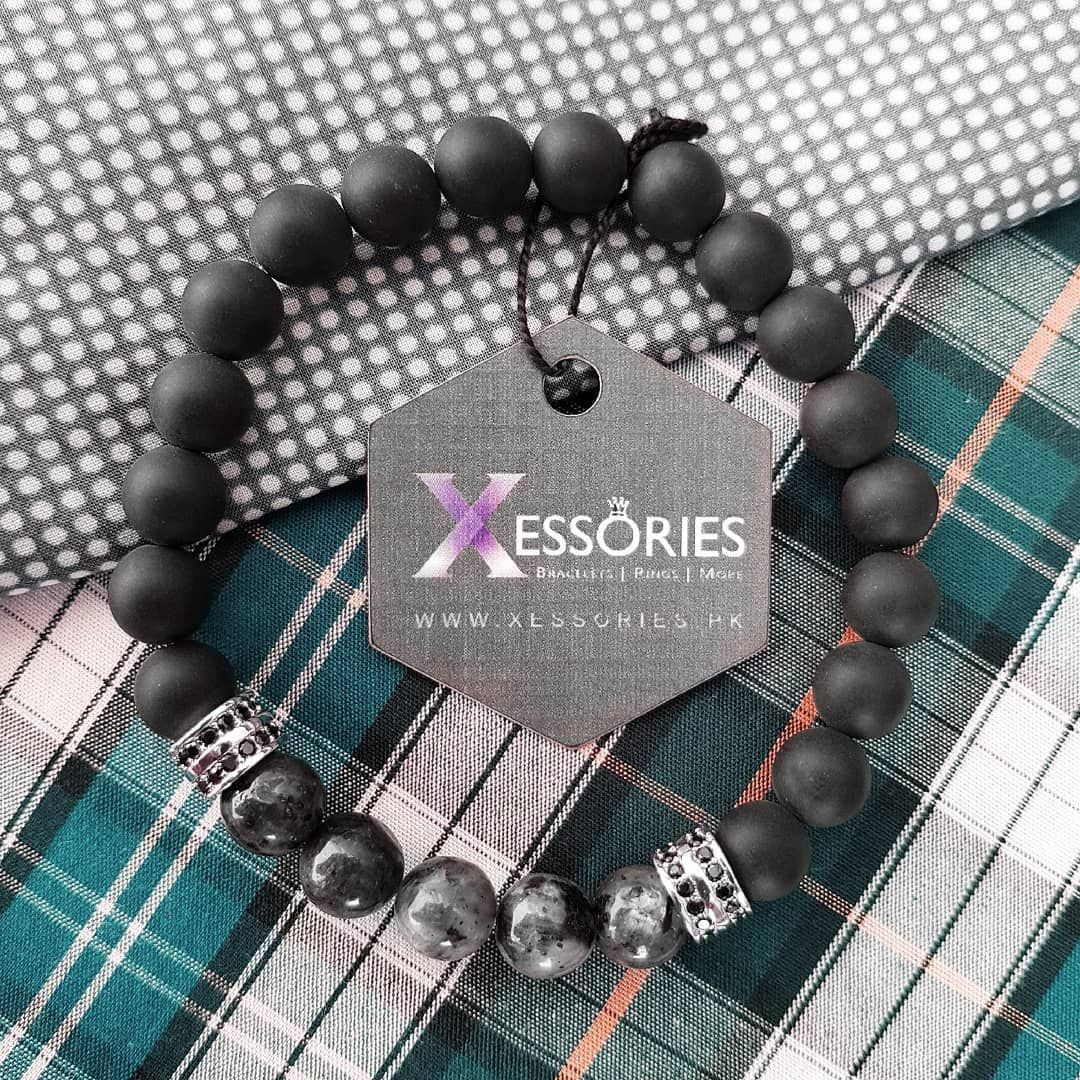 Define your class with Xessories Deluxe Bracelet! . Get it for Rs. 1200 (introductory price) + 200 delivery charges (cash on delivery) . To order: Dm us, or visit our facebook page! . . . . #deluxebracelets #xessories  #accessories #bracelets #shopping #styleblogger #pakistanistyle #trending #stylish #designer #trendy #premium #social #glamour #pakistani #lahore #karachi #islamabad #pakistanifashion  #lahorefashion #islamabadgram #karachites #lahori