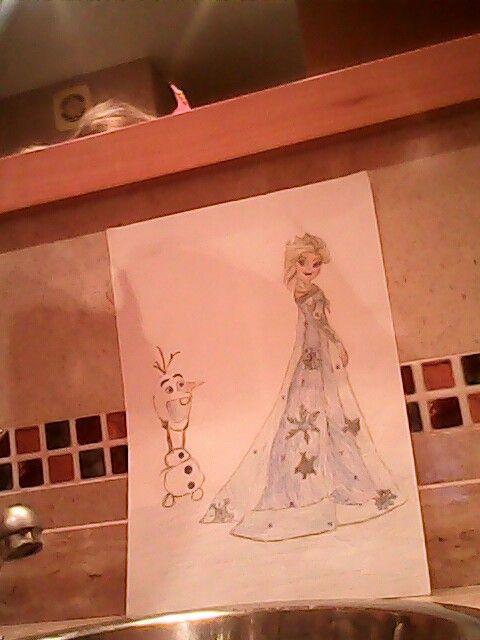 Elsa  i olaf