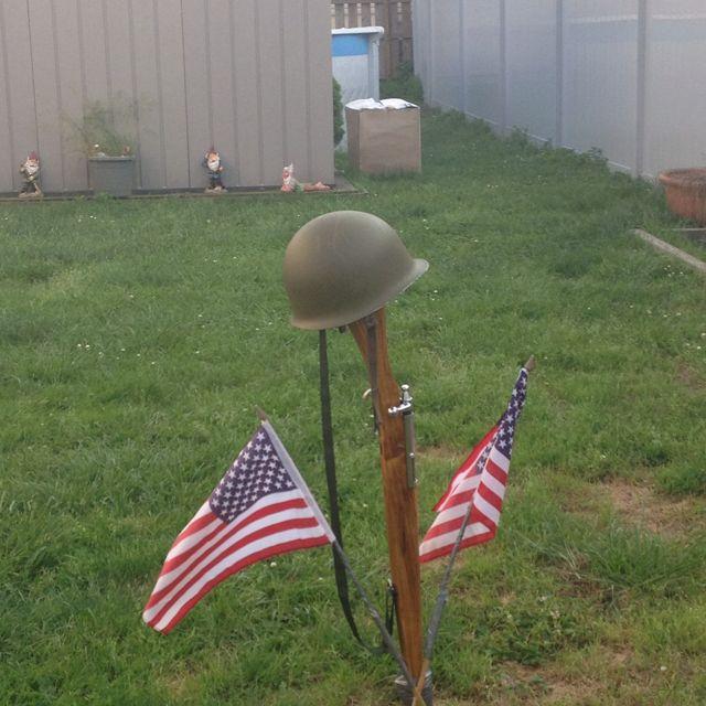 Made By My Favorite Veteran  My Dad