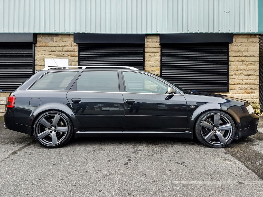 audi c5 rs6 trd tuned 520bhp custom cars audi s6 audi. Black Bedroom Furniture Sets. Home Design Ideas