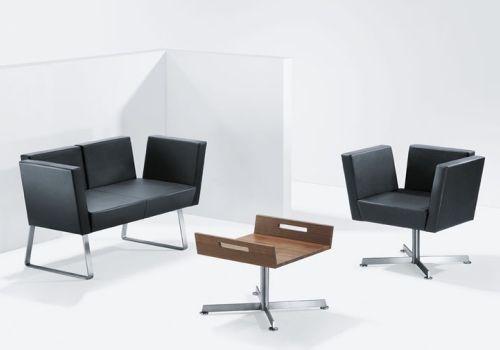 Lounge Möbel Square - girsberger | Lounge-Möbel für Büros ...