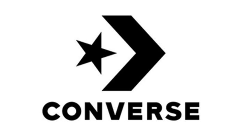 The Famous Shoe Brand Has A New Look That Relies On Brand Heritage Converse Logo Logos Famous Logos