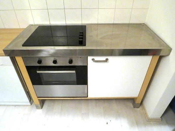 ikea v rde herdschrank k chenherde grill mikrowelle aus m nchen ludwigsvorstadt isarvors. Black Bedroom Furniture Sets. Home Design Ideas