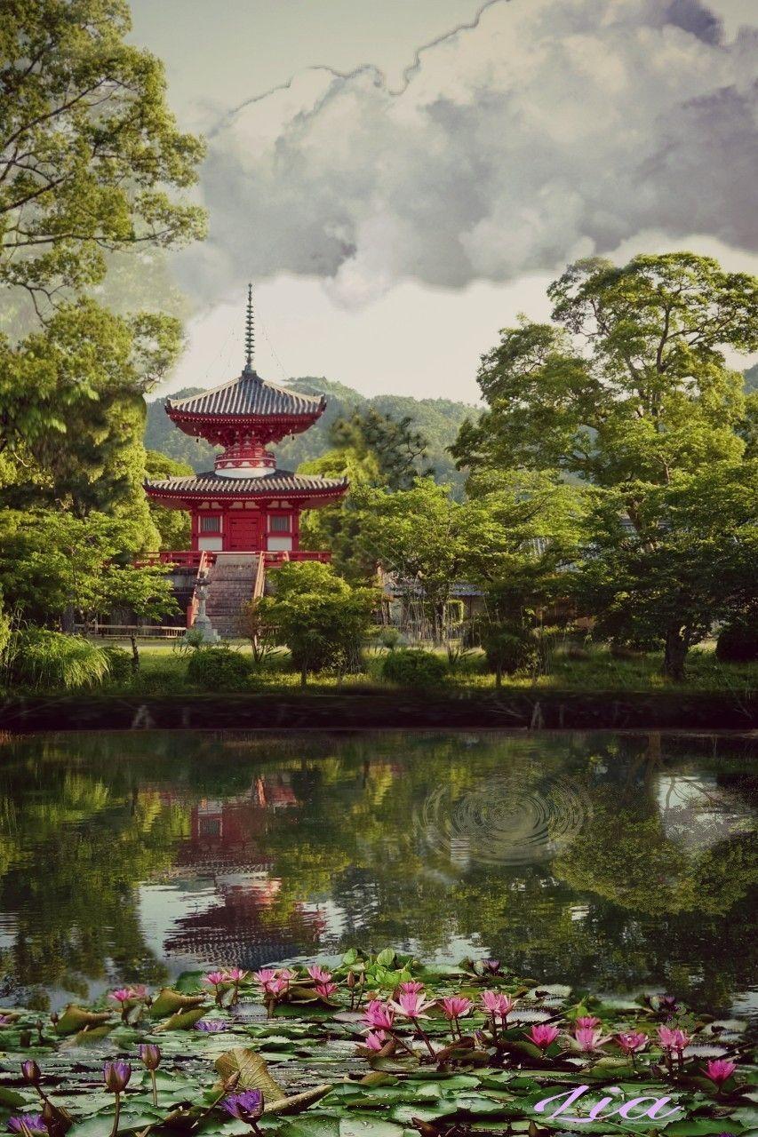 Kyoto Temple Daikakuji, Japón | Wonderful Kyoto - Snapsot of a ...