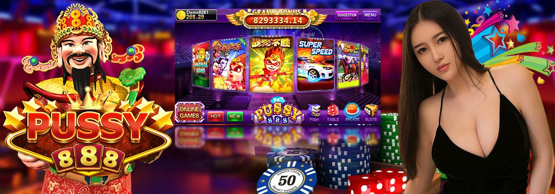 Pussy888 Malaysia Jackpot everyday to be claim, are you the lucky one?