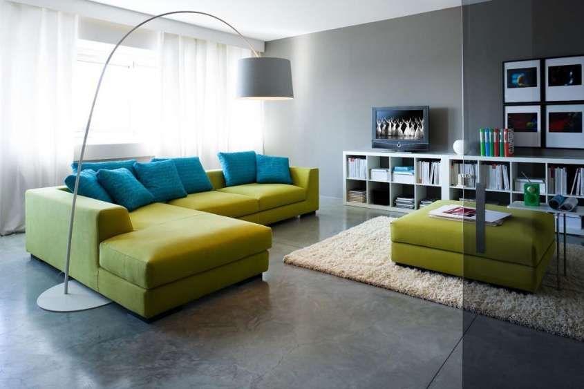 Salotto Verde Petrolio : Parete soggiorno verde acqua parete soggiorno verde acqua mela