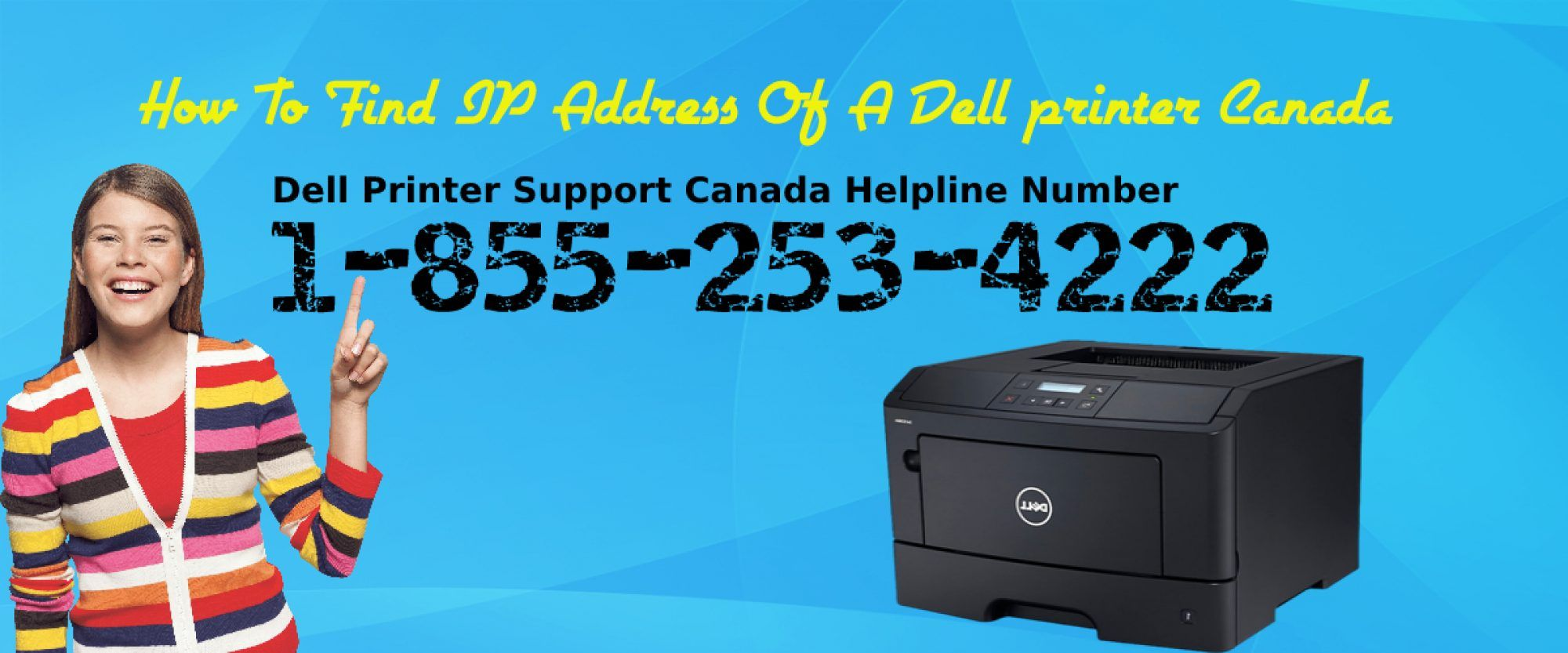 How To Find An Ip Address On A Dell Printer Dell Printer