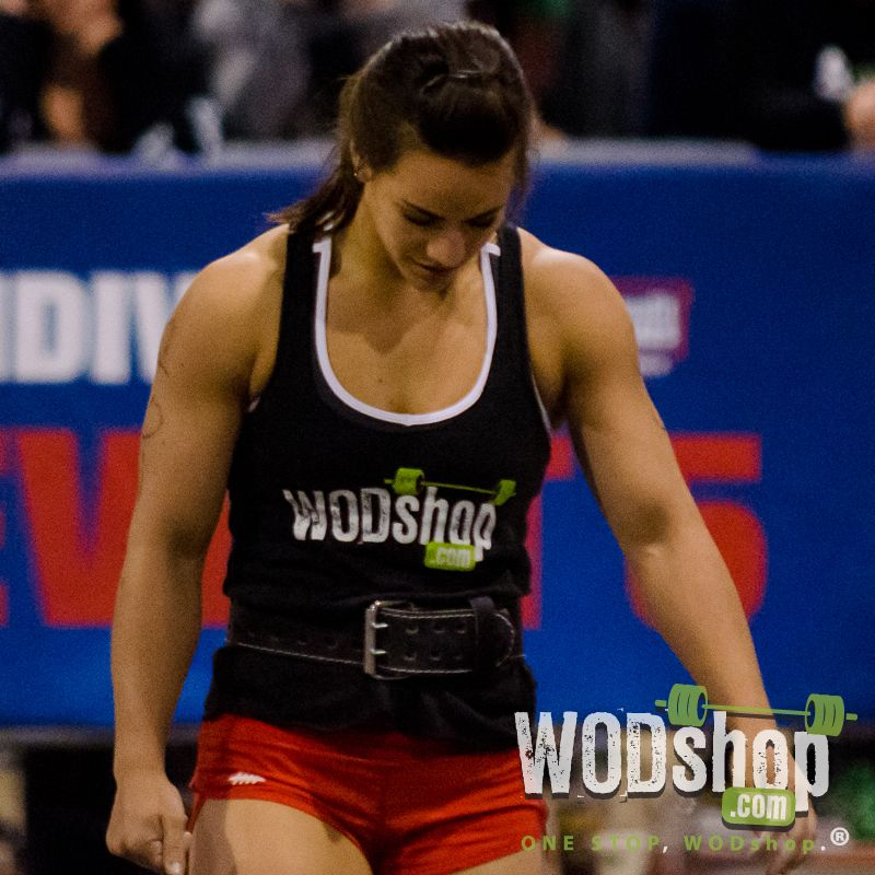 Camille Leblanc Bazinet 2015 South Regional Champion: Camille Leblanc-Bazinet WODshop.com CrossFit Games