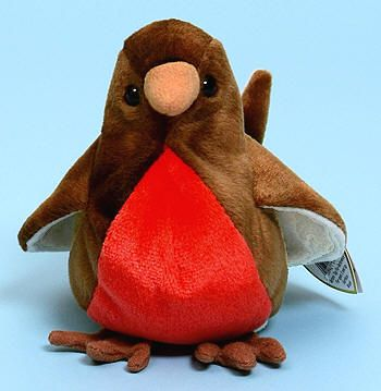 760ae62e5a1 Early - robin - Ty Beanie Babies I have this one. I actually have two of  this one.