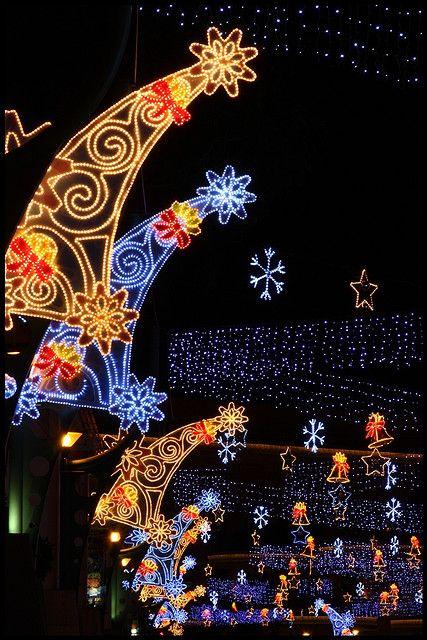 Christmas Lights 2009 Navidad