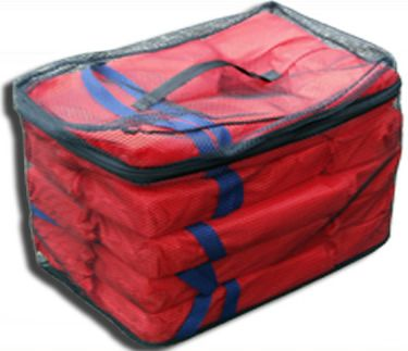 Life Vest Storage Bag