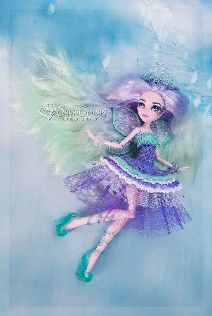 ~SnowSpring~ ООАК Monster High / EAH КУКЛЫ OOAK | ВКонтакте