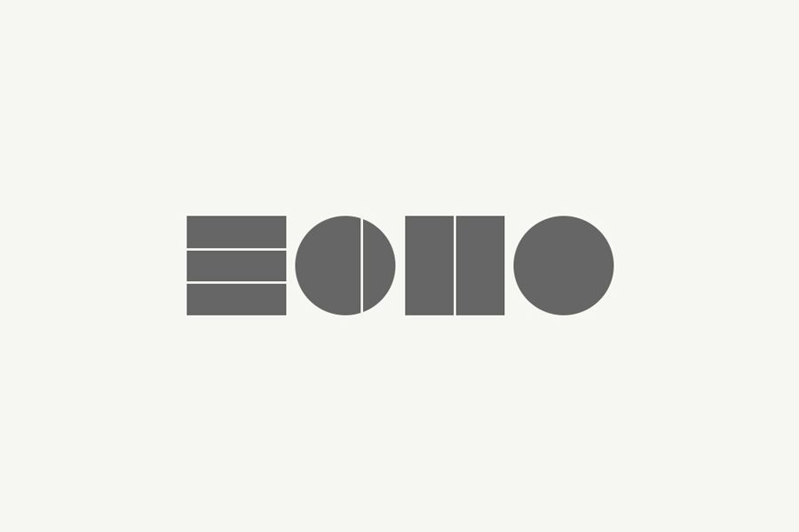 Logotype designed by Trüf for investment firm Echo Capital