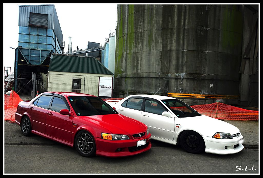 Honda Accord Euro R U0026 Torneo Euro R (JDM) | Flickr: ¡Intercambio