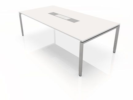 Priority Manual Adjust Conference Table Office Furniture Desk