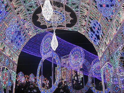 Nuit des Lumières - Festa Santa Domenica