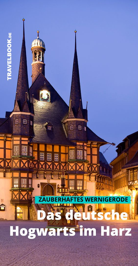 Photo of Wernigerode – the German Hogwarts in the Harz
