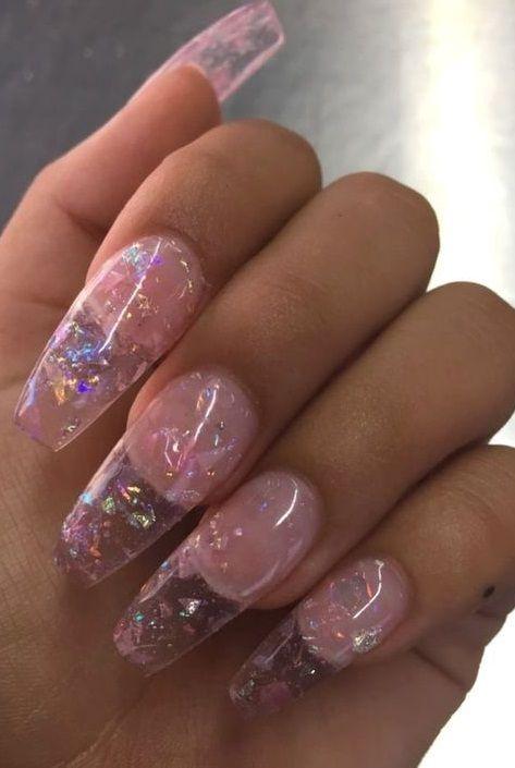 77 Stylish Simple Geometric Nail Art Designs Trendy Ideas For 2020 Flymeso Blog Geometric Nail Golden Nail Art Pretty Acrylic Nails