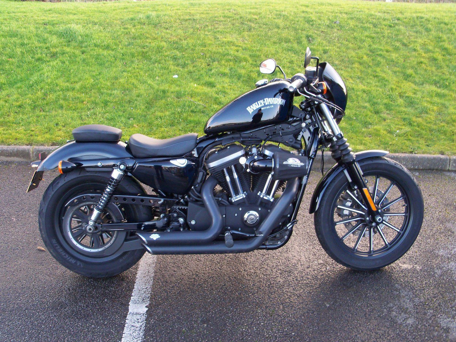 harley davidson sportster iron - 1200 conversion | motorcycle