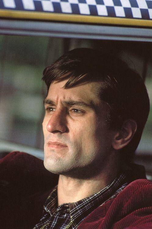 Robert De Niro Taxi Driver 1976 Movie Stars Hollywood Actor Taxi Driver