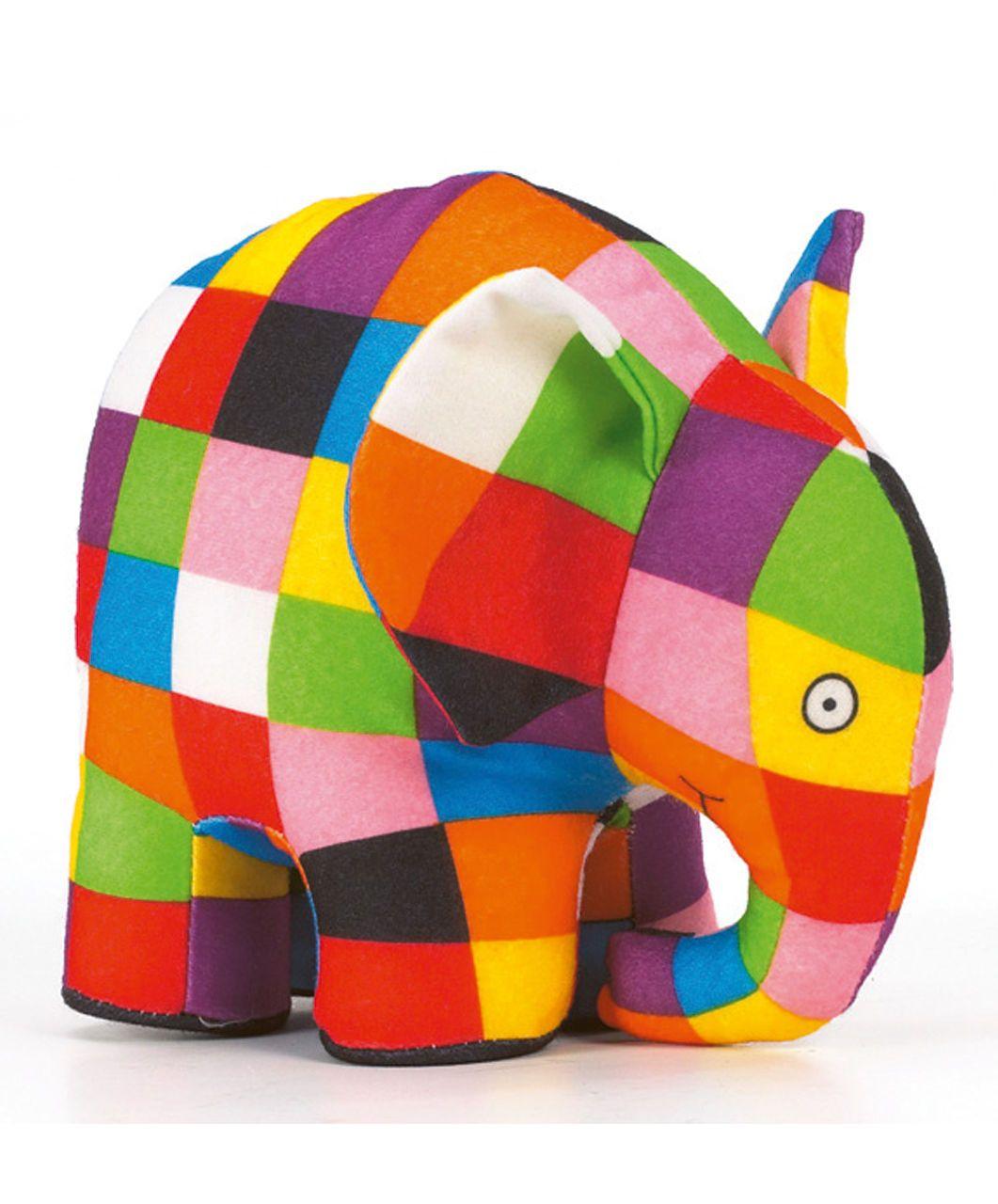 Plush Elmer
