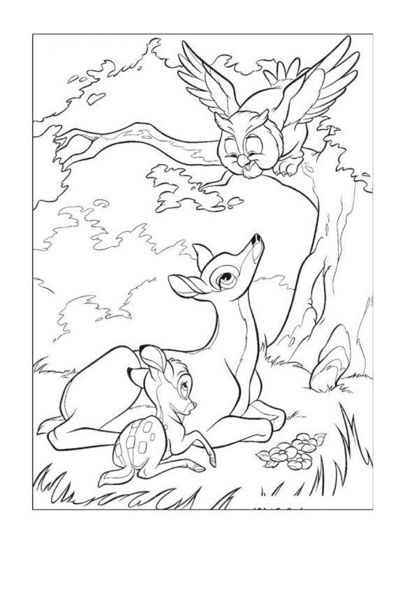 Tegninger til Farvelægning Disney 180