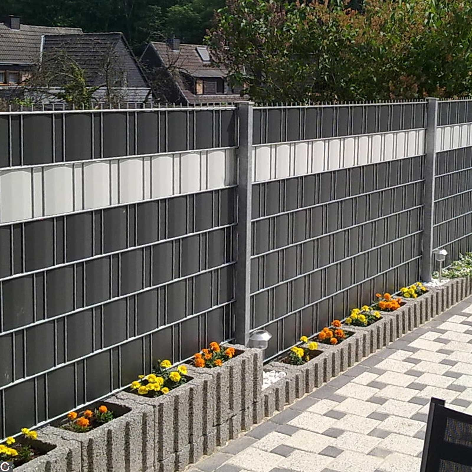 Pin Auf Sichtschutz Garten