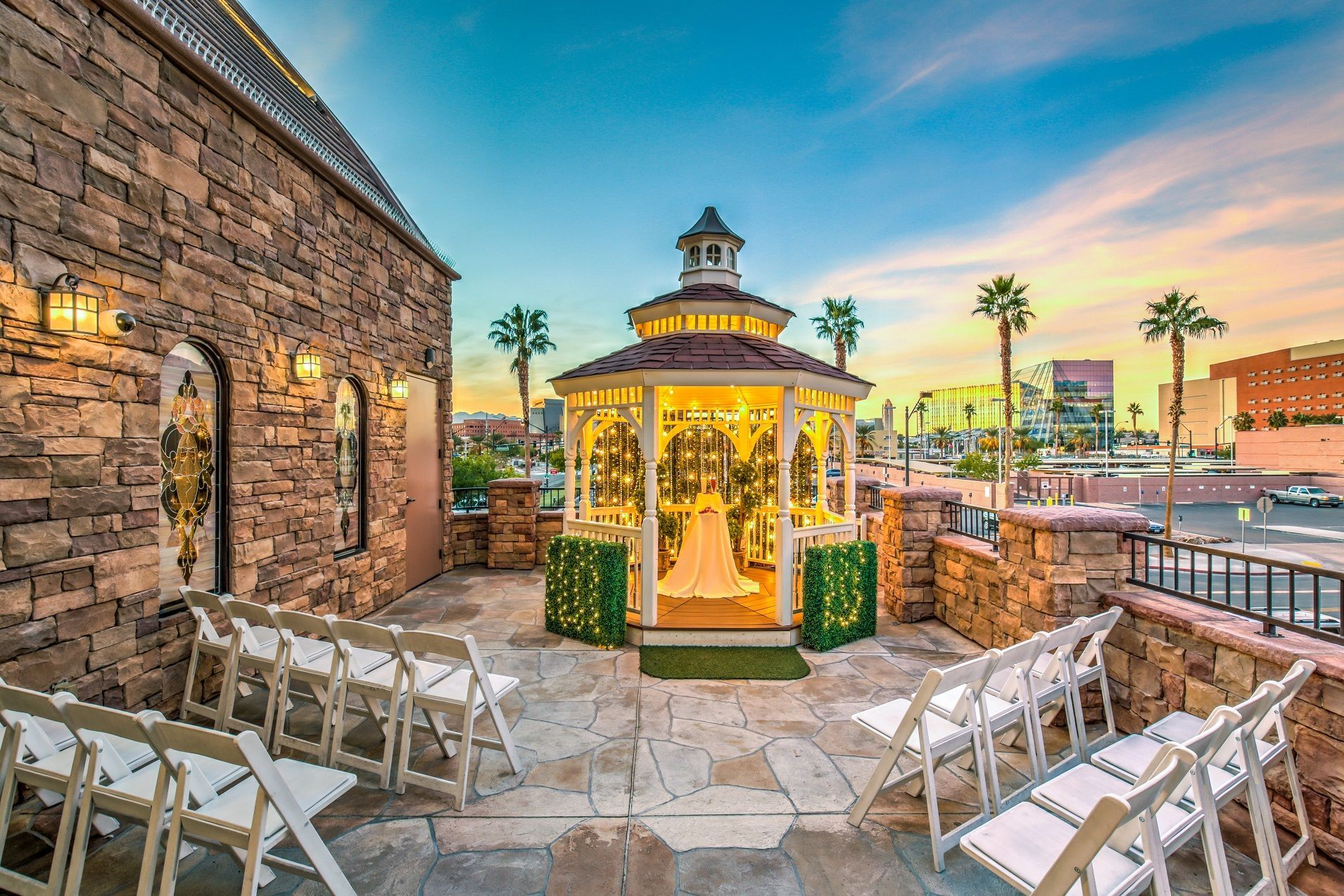 21++ Outdoor wedding packages las vegas info