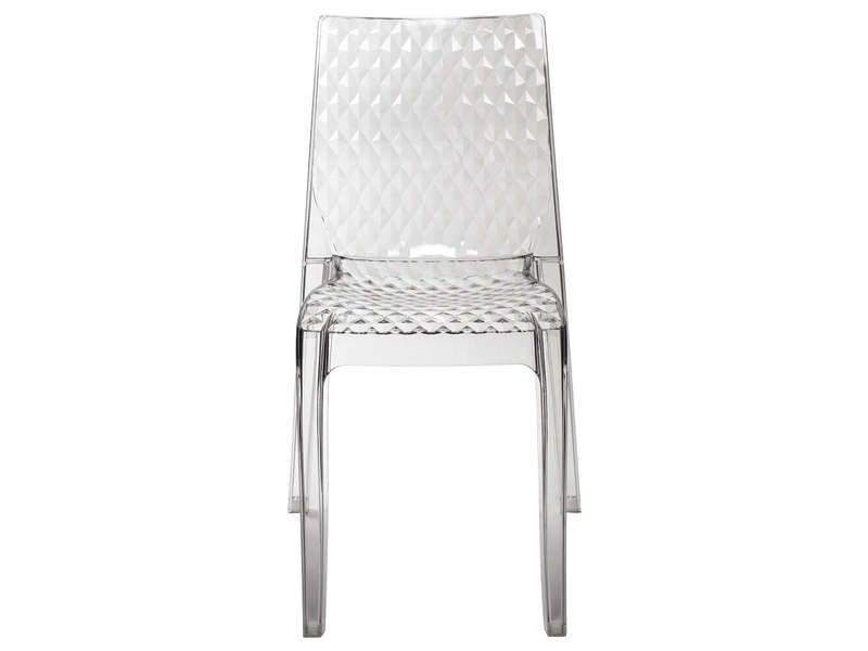 Chaise Transparente Confo Scoop 472936 Chaise Transparente Chaise Chaise Empilable