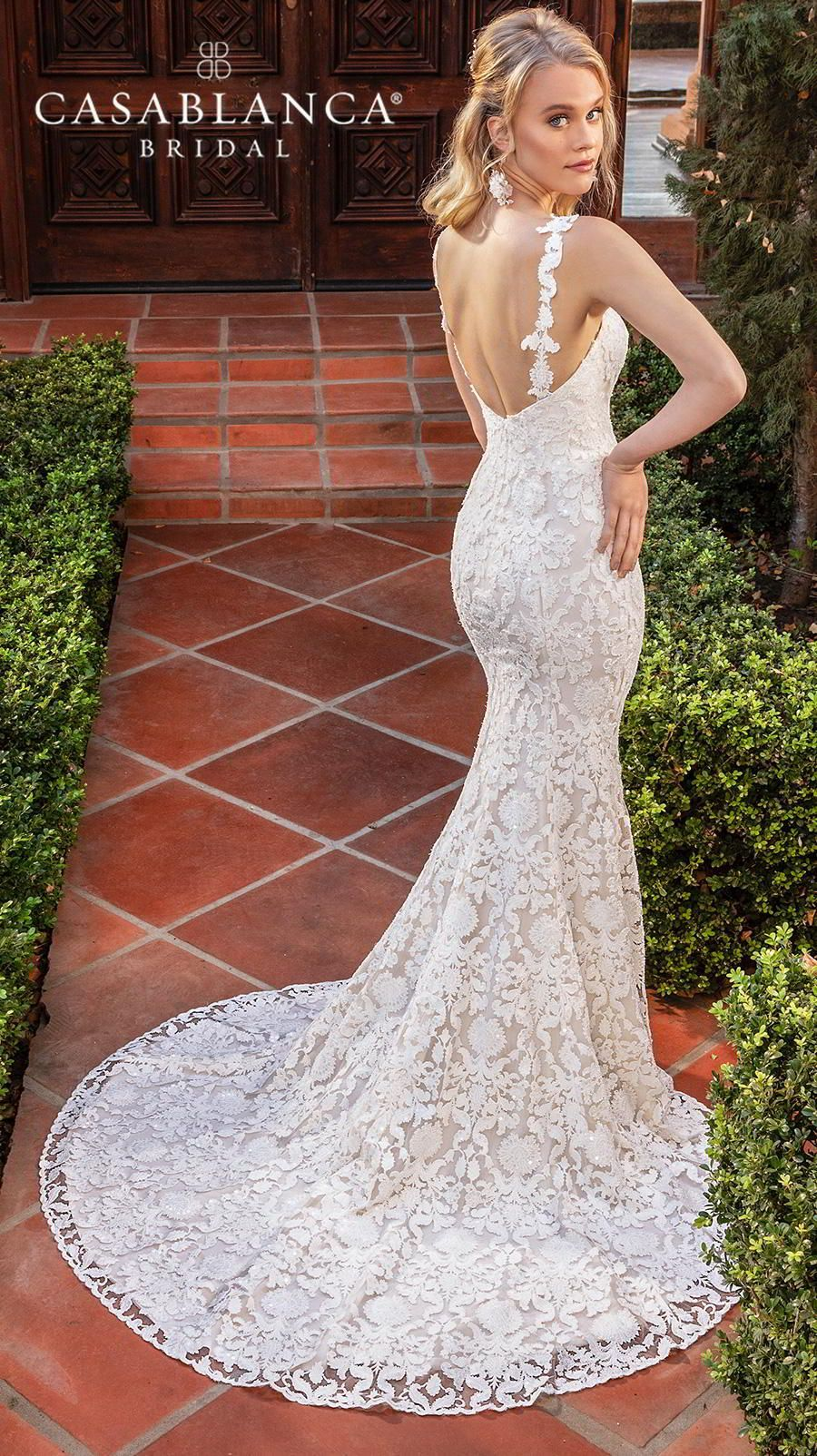 Forever Yours, Casablanca Bridal's Stunning Fall 2019