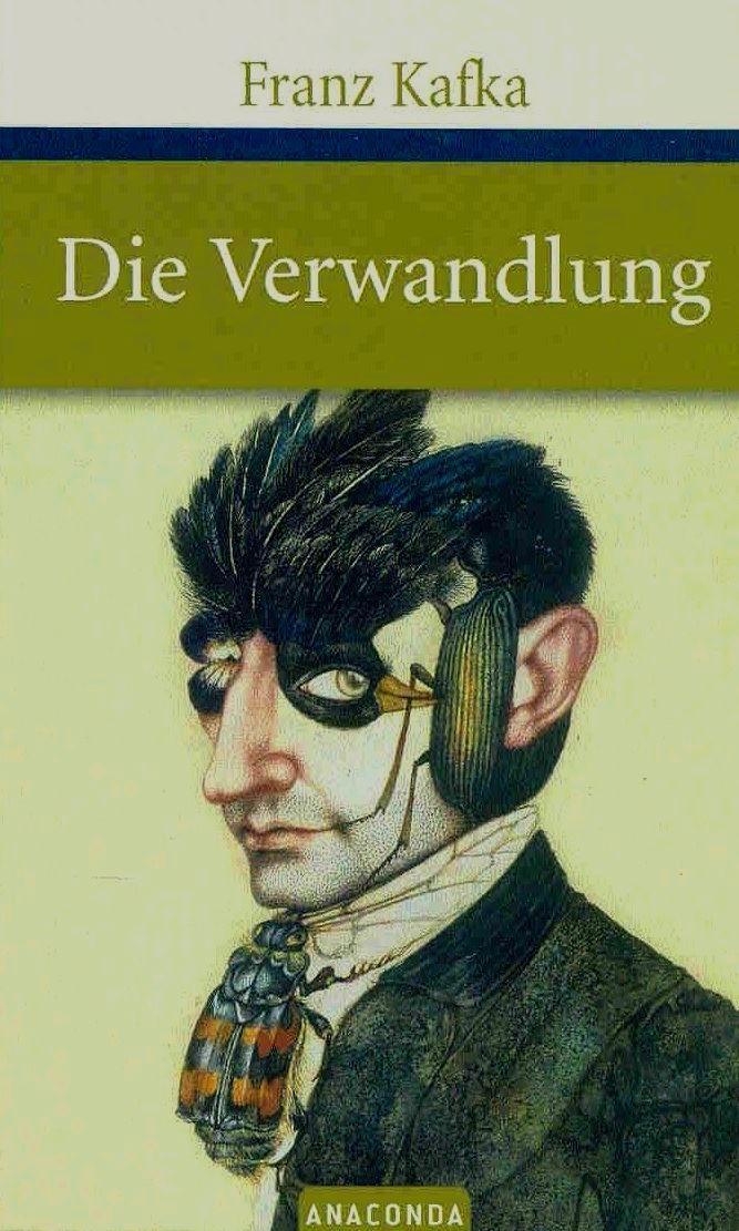 Franz kafka die verwandlung b cher pinterest for Raumgestaltung die verwandlung