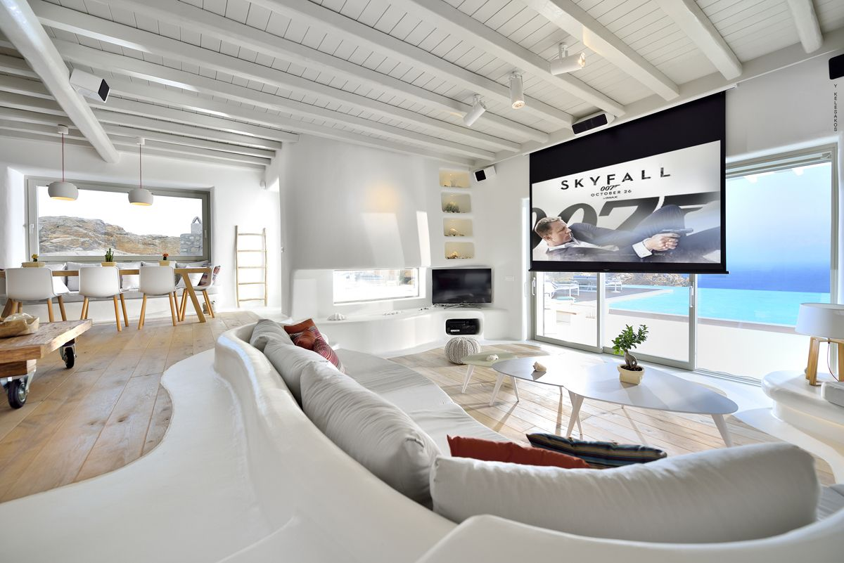 Luxury-Mykonos-Villa_9   Interior   Pinterest   Mykonos villas ...