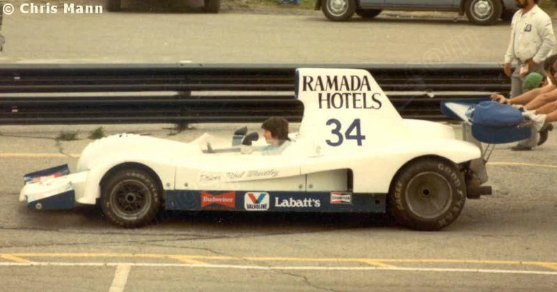 Paul Wheatley Lola T333 Cs Chevrolet Wheatley Racing