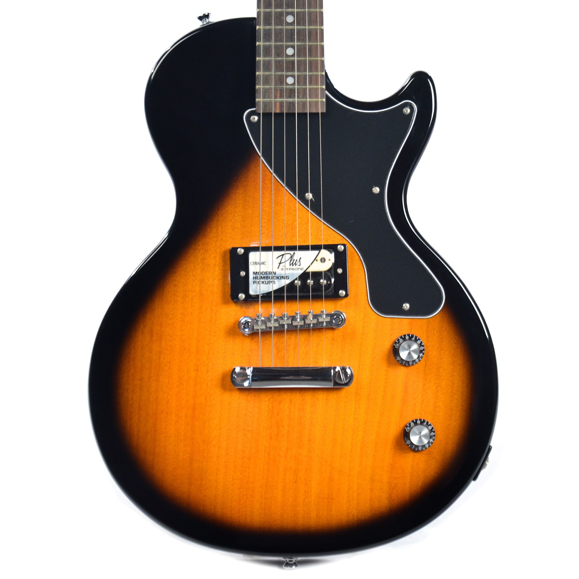 Epiphone PRO-1 Les Paul Jr. Electric Guitar Pack Vintage Sunburst CH