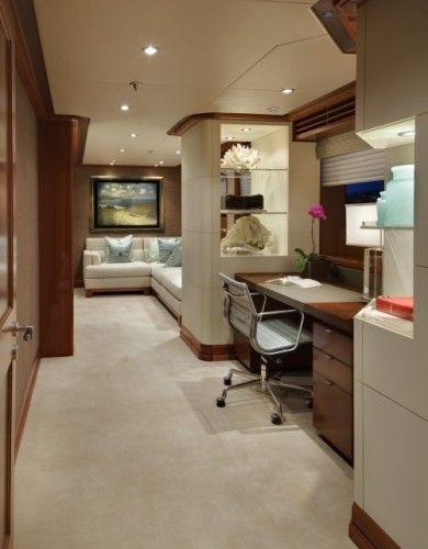 Long & Narrow family rooms