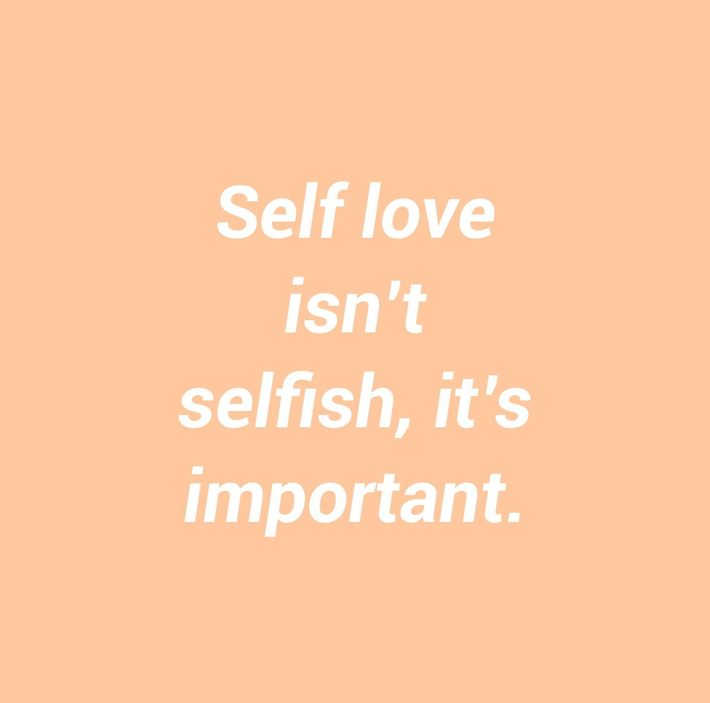 Self Love Quotes Self Care Affirmations Work Life Balance