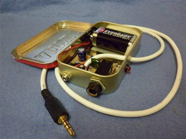 Ipadiphone guitar practise amplifier kit 1995 freds ipadiphone guitar practise amplifier kit 1995 freds headphone amplifiers solutioingenieria Image collections