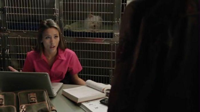 Cassandra Lee Fay (Kaitlyn Leeb).