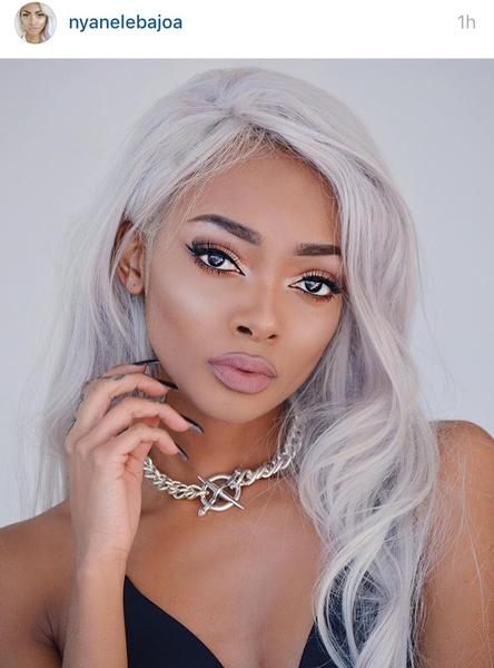 BAILEY Necklace - Silver #nyanelebajoa