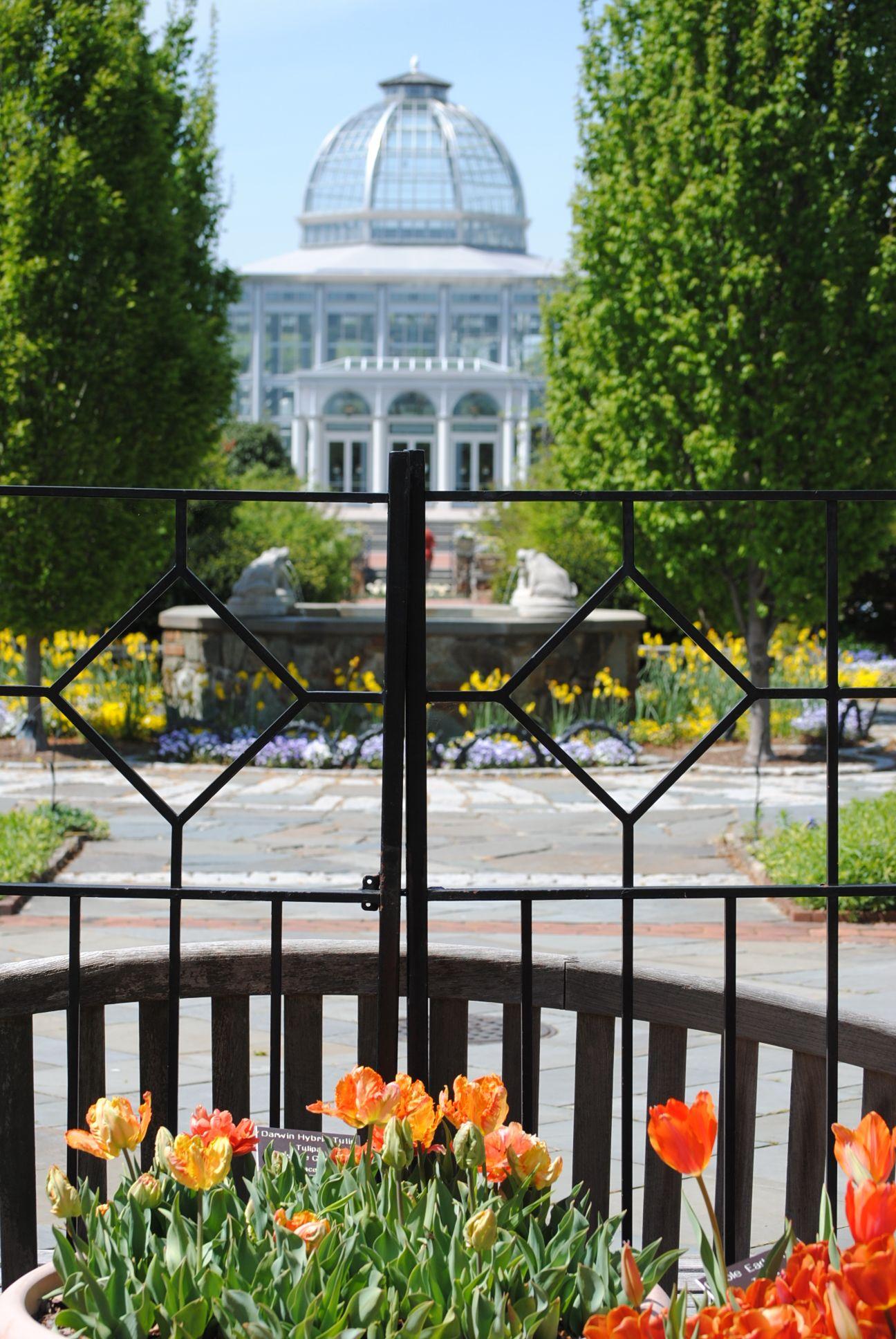 Lewis Ginter Botanical Garden, Richmond, VA Photo by Amy
