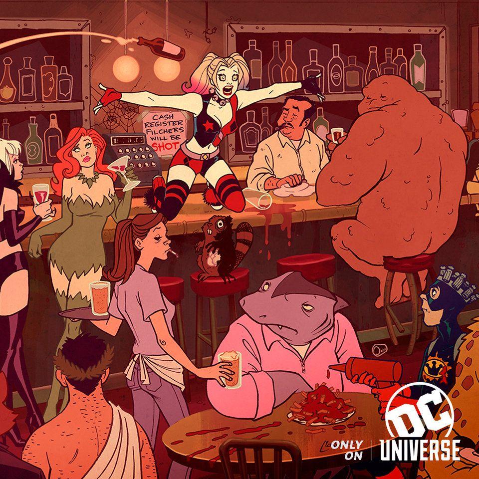 DC Universe Streaming Service Summer Launch BoJack Horseman Season 5 Coming Soon and More