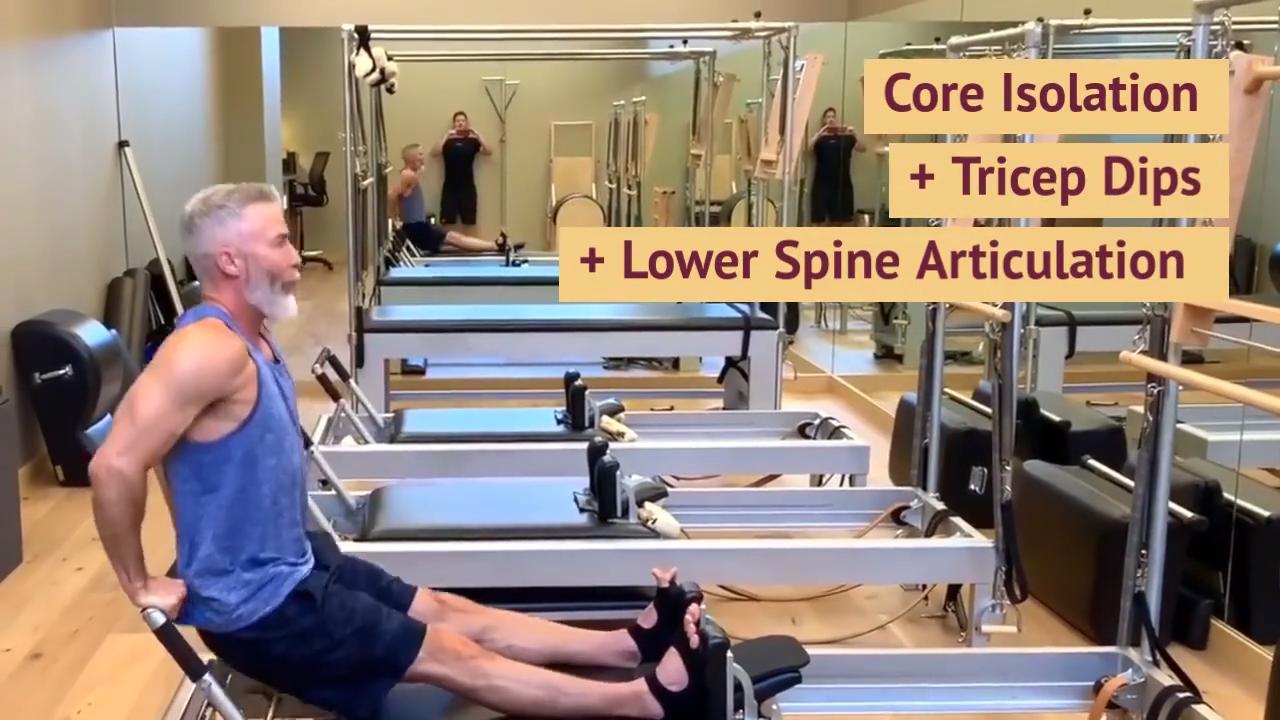 Photo of 11 Muscle-Toning Pilates Calisthenics using the Magic Circle