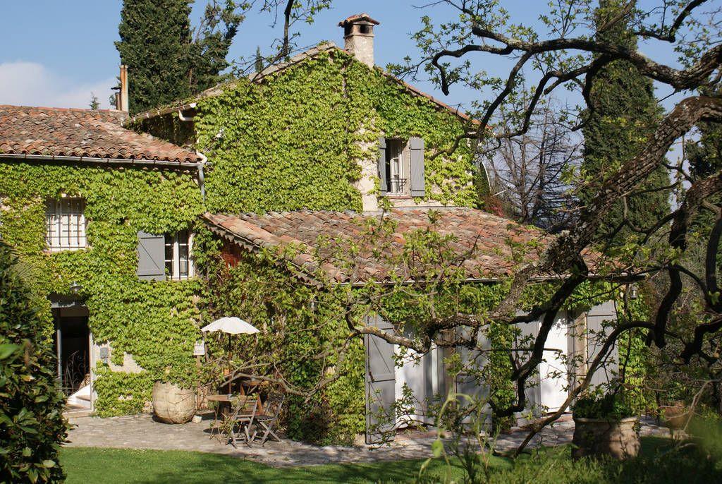 Maison D Hotes Le Mas Du Naoc 06530 Cabris Maison D Hotes Chambre D Hote Cote D Azur