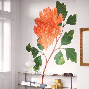 Love The Big Flower Martha Sterwart Painted It Herself Love All
