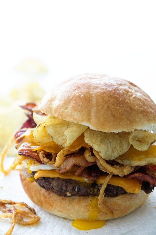 The Brunch Crunch Burger | Real Food by Dad