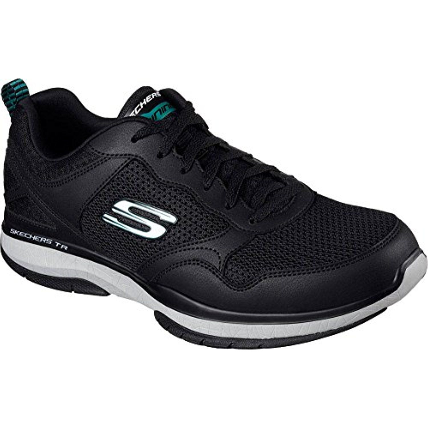 Skechers Men S Burst Tr Halpert Cross Trainer Be Sure To Check Out This Awesome Product This Is An Affiliate Lin Training Sneakers Skechers Racquet Sports