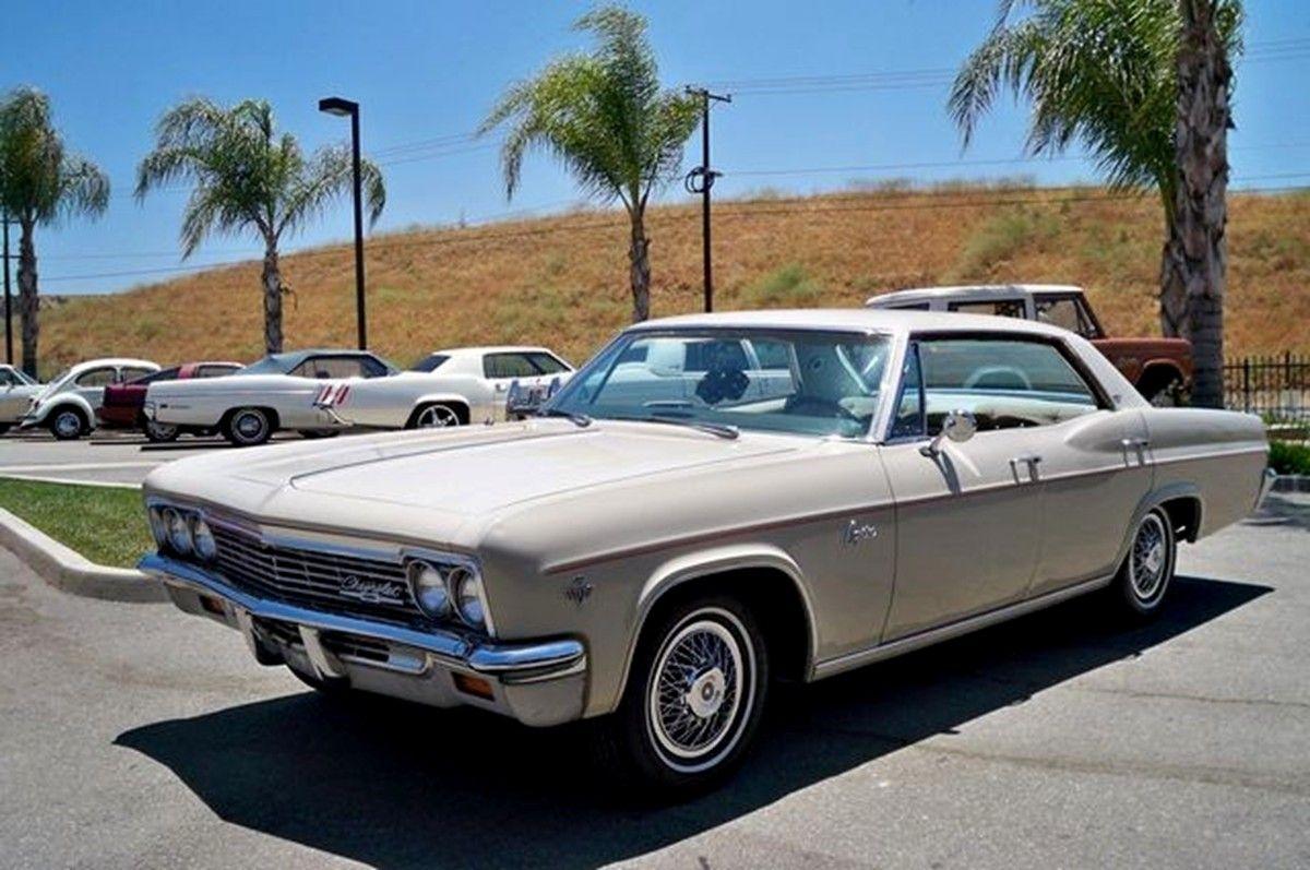 1966 Chevrolet Caprice 4 Door Hardtop Chevrolet Caprice Chevrolet Caprice Classic