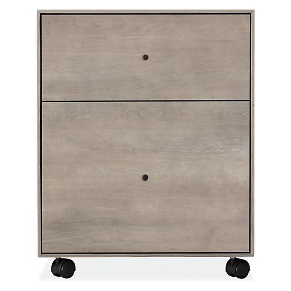 Hudson Rolling File Cabinets